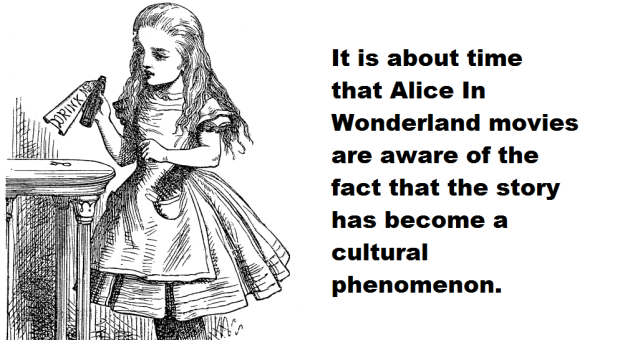 alice in wonderland this blog needs movies