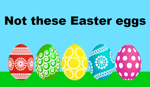 easter eggs this blog needs movies