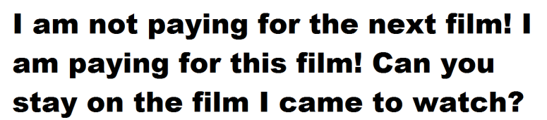 paying this blog needs movies