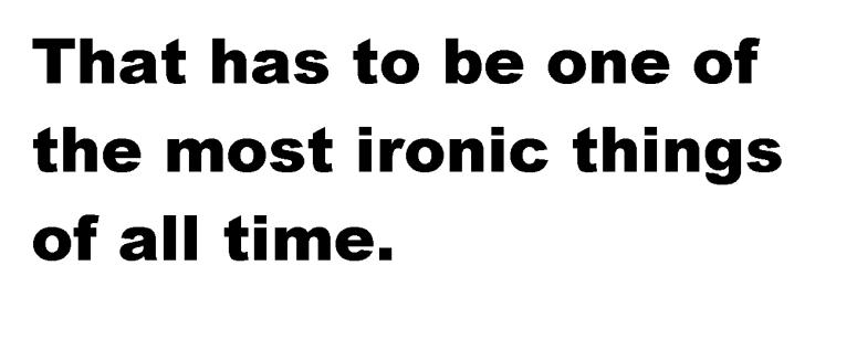 irony this blog needs movies