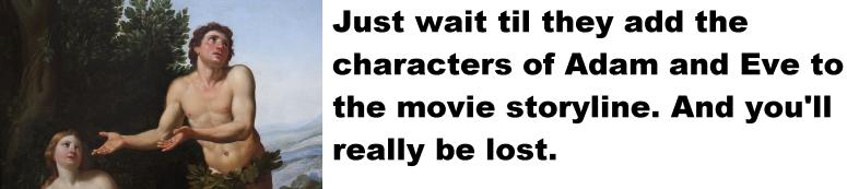 adam and eve this blog needs movies