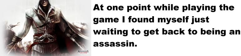 assassin creed this blog needs movies