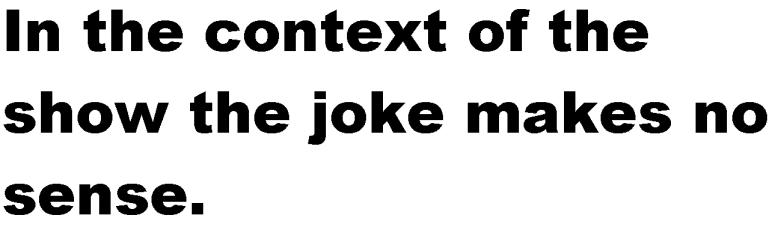 joke this blog needs movies