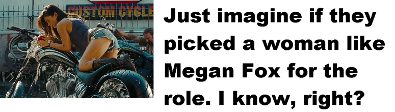 megan fox this blog needs movies